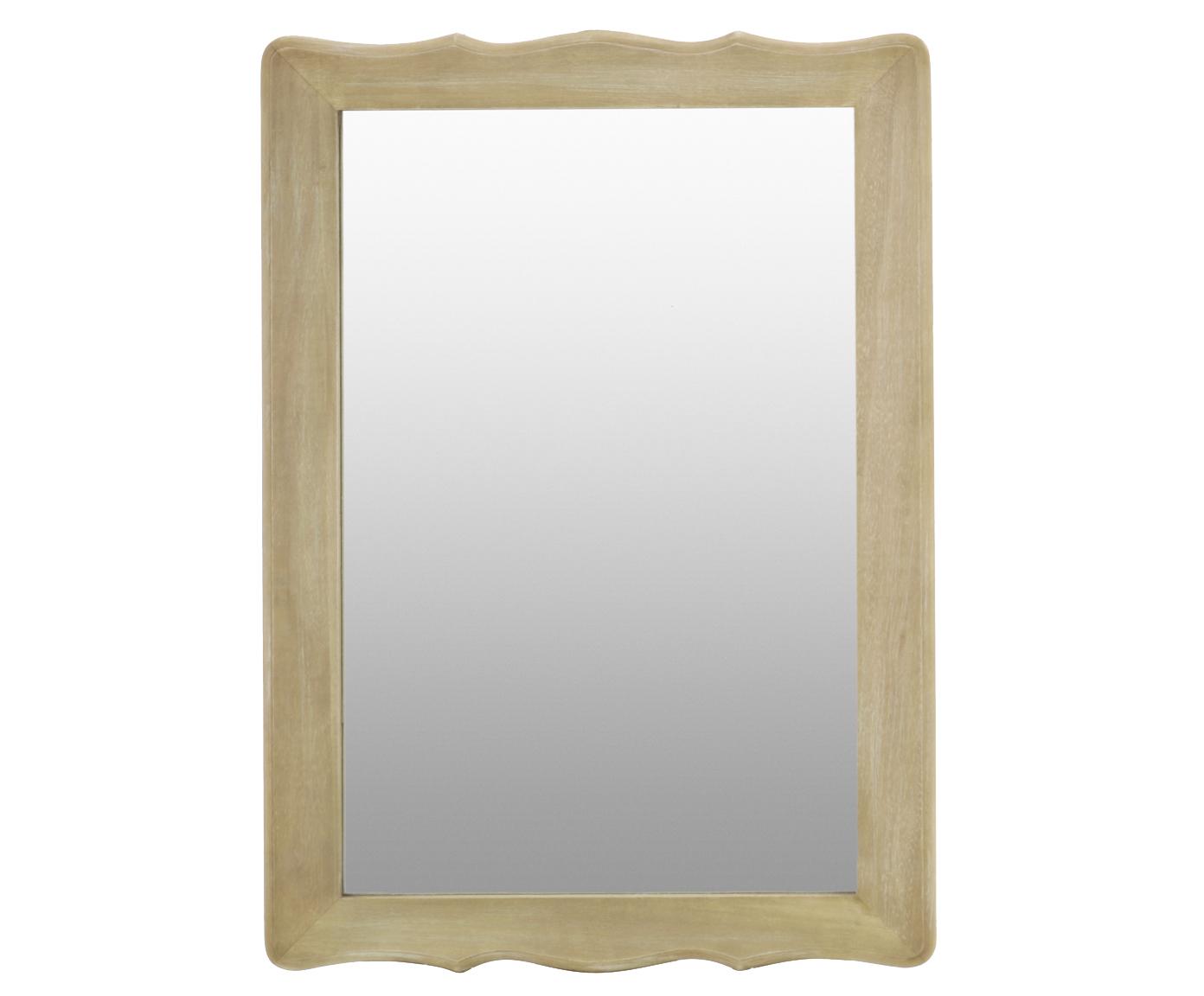 Купить Прямоугольное зеркало деревянное, inmyroom, Греция