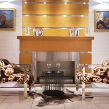 Фото из портфолио Детали интерьера из нержавеющей стали – фотографии дизайна интерьеров на InMyRoom.ru
