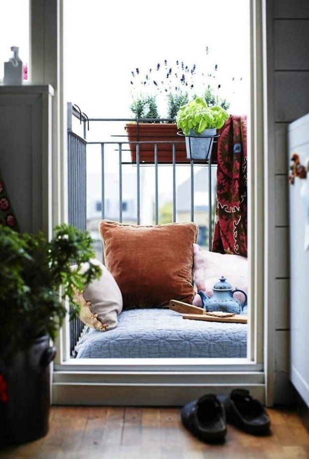 Фотография:  в стиле , Балкон, Советы, Гид – фото на InMyRoom.ru
