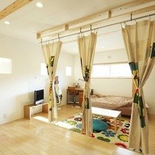 Фотография: Детская в стиле Эко, Дом, Дома и квартиры, Япония – фото на InMyRoom.ru