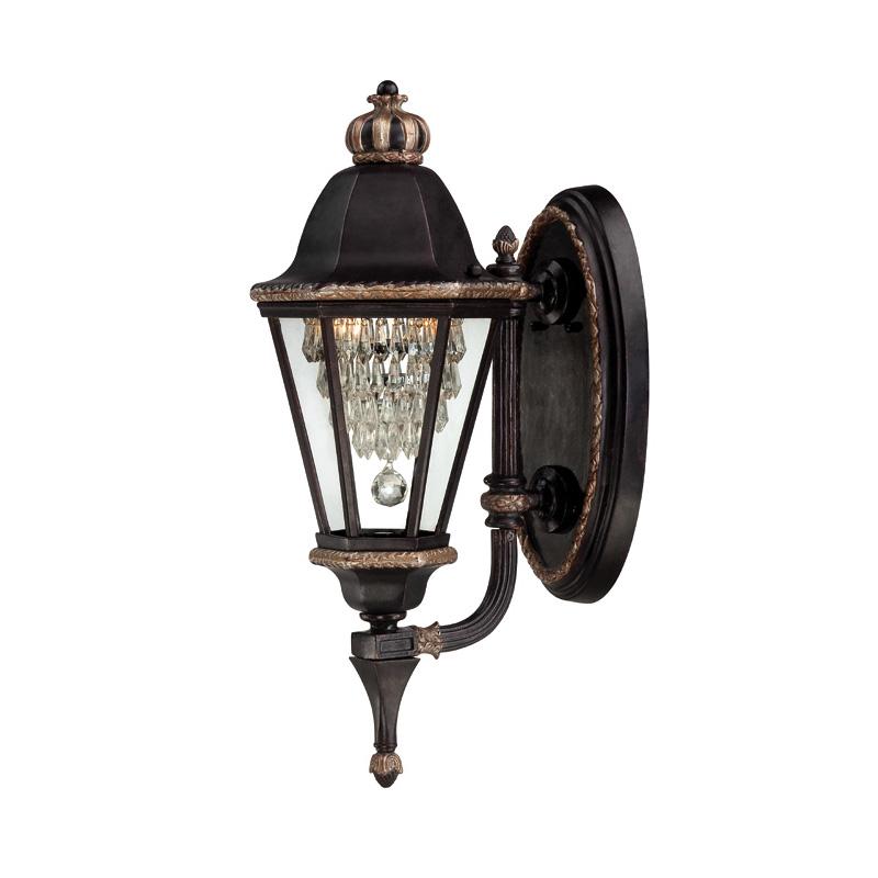 Купить Настенный светильник Palace Savoy House из кованного металла, inmyroom, Испания