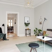 Фото из портфолио Alfhemsgatan 4, Linné – фотографии дизайна интерьеров на INMYROOM
