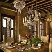 Фотография: Кухня и столовая в стиле Кантри, Лофт, Декор интерьера, Квартира, Дома и квартиры, Интерьеры звезд – фото на InMyRoom.ru