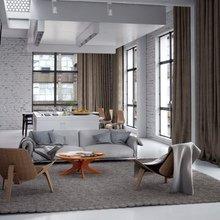 Фотография: Гостиная в стиле Лофт, Интерьер комнат – фото на InMyRoom.ru