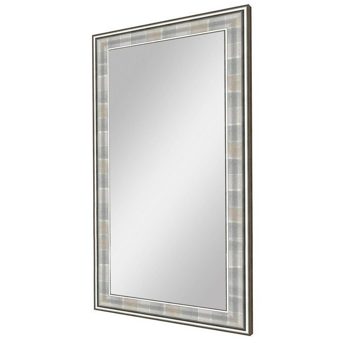 """Зеркало в раме из испанского дерева """"Цветной Веласкес"""""""