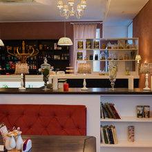 Фото из портфолио Дизайн-проект кафе – фотографии дизайна интерьеров на InMyRoom.ru