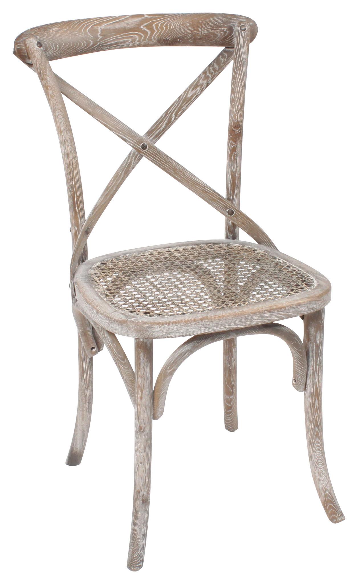 Купить Венский стул из дерева и ротанга, inmyroom, Греция