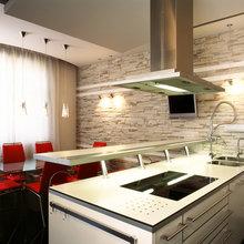 Фото из портфолио Квартира в стиле хайтек – фотографии дизайна интерьеров на InMyRoom.ru