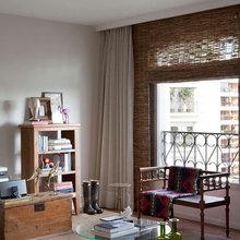 Фотография: Гостиная в стиле Восточный, Эклектика, Квартира, Дома и квартиры, Бразилия – фото на InMyRoom.ru