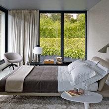 Фотография: Спальня в стиле Современный, Квартира, Дом, Дома и квартиры, Минимализм, B&B Italia – фото на InMyRoom.ru