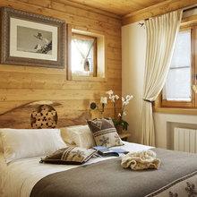Фотография: Спальня в стиле Кантри, Дом, Дома и квартиры, Дом на природе – фото на InMyRoom.ru
