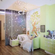 Фотография: Детская в стиле Современный, Квартира, Дома и квартиры – фото на InMyRoom.ru