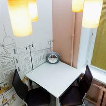 Фото из портфолио Оптимизация и визуальное расширение пространства маленькой кухни – фотографии дизайна интерьеров на InMyRoom.ru