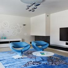 Фото из портфолио дом blue sky - 2013 – фотографии дизайна интерьеров на InMyRoom.ru