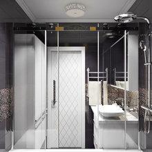 Фото из портфолио Двухкомнатная квартира в стиле ар-деко – фотографии дизайна интерьеров на INMYROOM