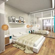 Фотография: Спальня в стиле Современный, Декор интерьера, Квартира, Дома и квартиры, Проект недели – фото на InMyRoom.ru