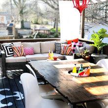 Фотография: Балкон, Терраса в стиле Современный, Ландшафт, Стиль жизни – фото на InMyRoom.ru