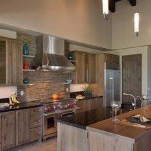 Фото из портфолио Идеи для кухни – фотографии дизайна интерьеров на INMYROOM
