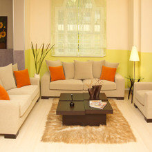 Фотография: Гостиная в стиле Восточный,  – фото на InMyRoom.ru