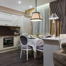 Фотография: Кухня и столовая в стиле Кантри, Классический, Эклектика, Квартира, Дома и квартиры – фото на InMyRoom.ru