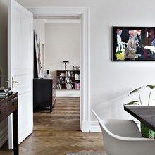 Фото из портфолио  Aschebergsgatan 17, Vasastaden – фотографии дизайна интерьеров на INMYROOM