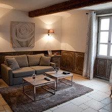 Фотография: Гостиная в стиле Кантри, Франция, Дома и квартиры, Городские места, Отель, Прованс – фото на InMyRoom.ru