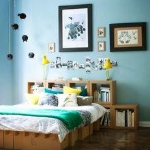 Фотография: Спальня в стиле Скандинавский, Декор интерьера, Декор дома – фото на InMyRoom.ru