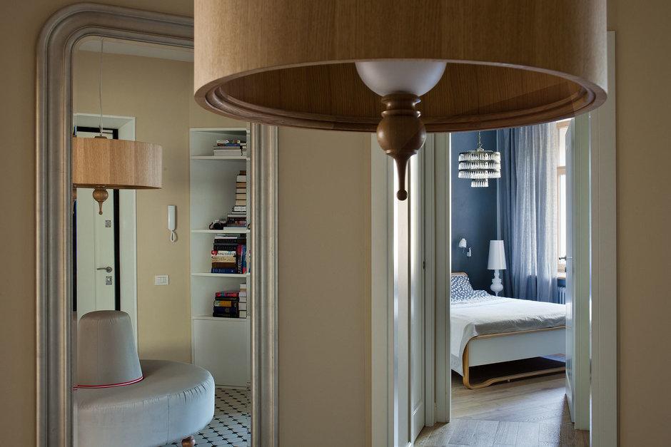 Фотография: Прихожая в стиле Лофт, Квартира, BoConcept, Дома и квартиры, IKEA – фото на InMyRoom.ru