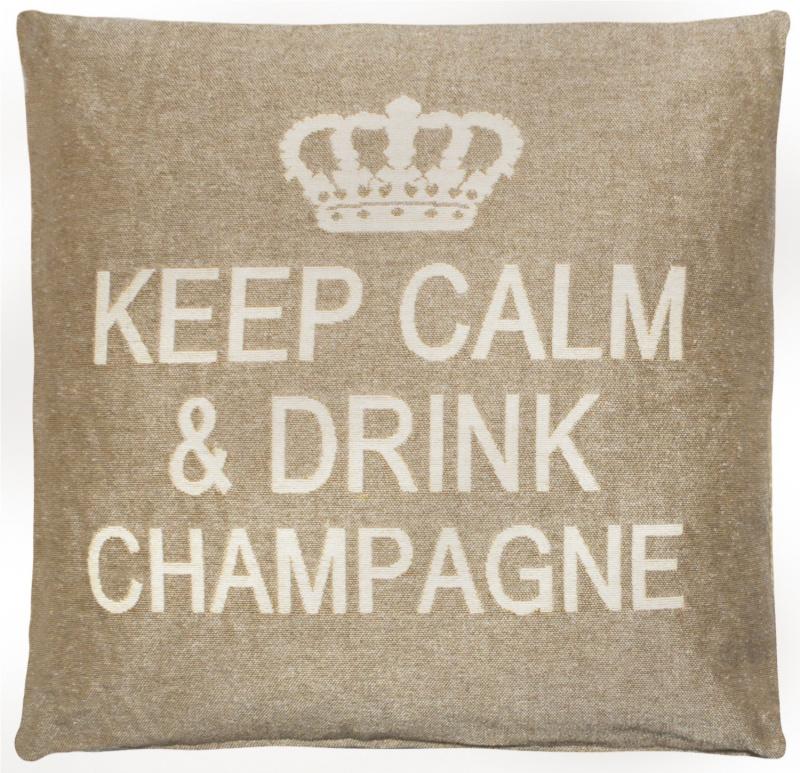 """Подушка """"Шампанское"""""""
