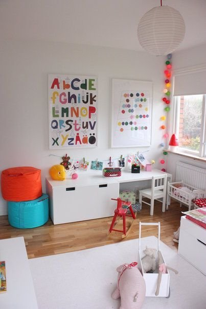 Фотография: Детская в стиле Скандинавский,  – фото на InMyRoom.ru