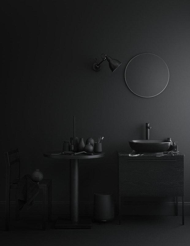 Фотография: Ванная в стиле Минимализм, Советы, Алена Власова, советы профи, Brite, Teflon, Ti-Pure, как выбрать краску – фото на INMYROOM