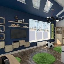Фото из портфолио Дизайн-проект дома – фотографии дизайна интерьеров на INMYROOM