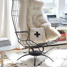 Фотография: Мебель и свет в стиле Скандинавский, DIY, Квартира, Советы, как облегчить быт – фото на InMyRoom.ru