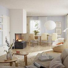 Фото из портфолио Комната – фотографии дизайна интерьеров на InMyRoom.ru