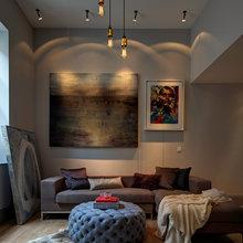 Фото из портфолио Фулхэм, Лондон - весьма оригинальные  комбинации роскоши и скромности – фотографии дизайна интерьеров на InMyRoom.ru