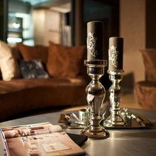 Фото из портфолио Интерьер городской квартиры площадью  165м2 – фотографии дизайна интерьеров на InMyRoom.ru