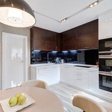 Фото из портфолио Фотографии квартиры 93 м2 – фотографии дизайна интерьеров на INMYROOM