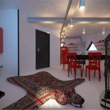 Фото из портфолио Концепт проекты – фотографии дизайна интерьеров на INMYROOM