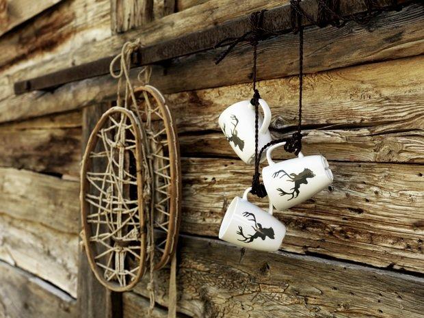 Фотография: Декор в стиле Прованс и Кантри, Современный, Индустрия, Новости, IKEA, Посуда, Подушки, Свечи, Шале, Плед – фото на InMyRoom.ru