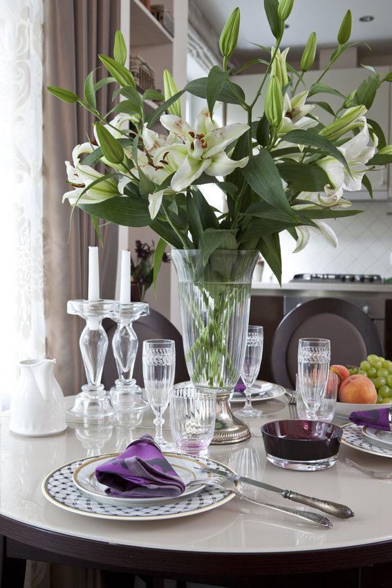 Фотография: Флористика в стиле , Квартира, Дома и квартиры – фото на InMyRoom.ru
