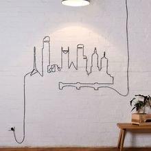 Фотография: Декор в стиле Лофт, Аксессуары, Советы, Бежевый, Желтый, Серый, Розовый, Голубой, как освежить интерьер, лайфхак, бюджетный декор, бюджетное обновление интерьера, как обновить интерьер – фото на InMyRoom.ru