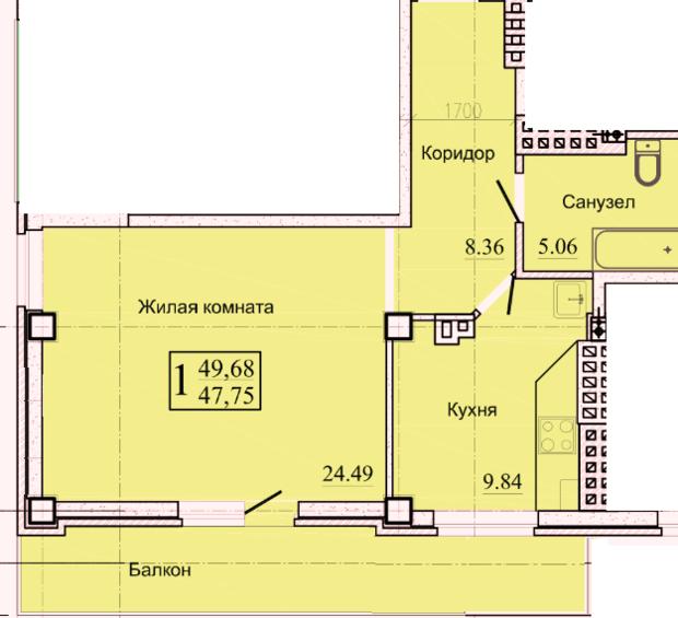 Помогите, организовать пространство)