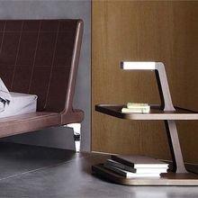 Фотография: Мебель и свет в стиле Лофт, Современный, Спальня, Декор интерьера, Стол – фото на InMyRoom.ru