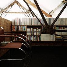 Фотография: Кабинет в стиле Лофт, Австралия, Дизайн интерьера, Минимализм, Переделка – фото на InMyRoom.ru