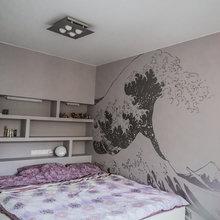 Фото из портфолио Ремонт квартиры 68м2 – фотографии дизайна интерьеров на InMyRoom.ru