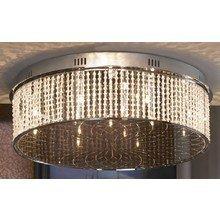 Потолочный светильник Lussole Ozieri в стиле арт-деко