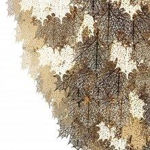 Подвесной светильник Maple из кленовых листьев с нержавеющей стали