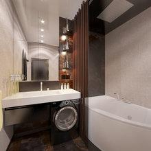 Фото из портфолио Дизайн интерьера квартиры в Крыму – фотографии дизайна интерьеров на InMyRoom.ru