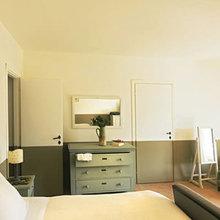 Фотография: Спальня в стиле Кантри, Италия, Дома и квартиры, Городские места, Отель, Прованс – фото на InMyRoom.ru