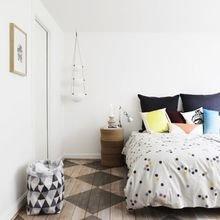 Фотография: Спальня в стиле Кантри, Скандинавский, Современный, Декор интерьера, DIY – фото на InMyRoom.ru